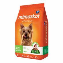 comida-para-perros-mimaskot-Adultos-razas-pequenas-carne-pollo-y-cereal-bolsa-1kg