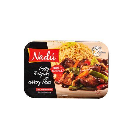 comida-instantanea-nadu-pollo-teriyaki-con-arroz-thai-empaque-320g