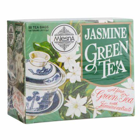 te-verde-mlesna-jasmine-caja-50un