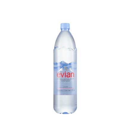 agua-mineral-evian-sin-gas-botella-1-25l