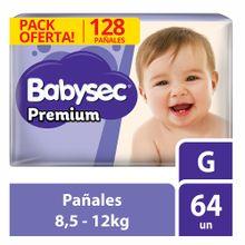 pañales-para-bebe-babysec-premiun-talla-g-paquete-128un