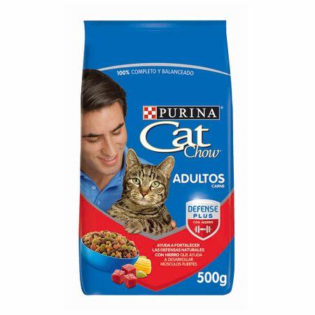comida-para-gatos-purina-cat-chow-Adultos-delicias-sabor-carne-bolsa-500gr