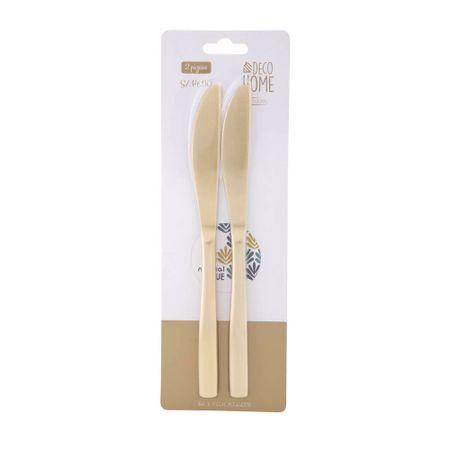 set-de-cuchillos-deco-home-2-piezas-dorado