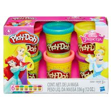 play-doh-disney-princesas-pack-de-6-latas-brillantes