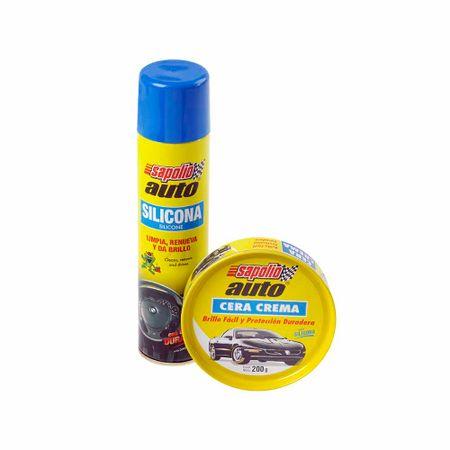 auto-pack-sapolio-silicona-360ml-crema-200g