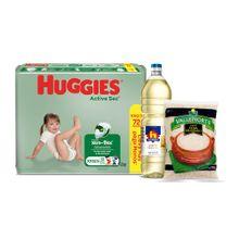 pack-panales-huggies-active-sec-talla-xxg-paquete-72un-aceite-vegetal-nicolini-botella-1l-arroz-extra-vallenorte-bolsa-750g