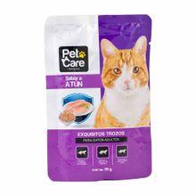 comida-para-gatos-pet-care-adultos-sabor-a-atun-pouche-95g