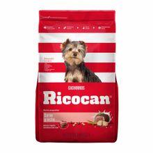 comida-para-perros-ricocan-cachorros-razas-pequeñas-carne-y-leche-bolsa-1kg