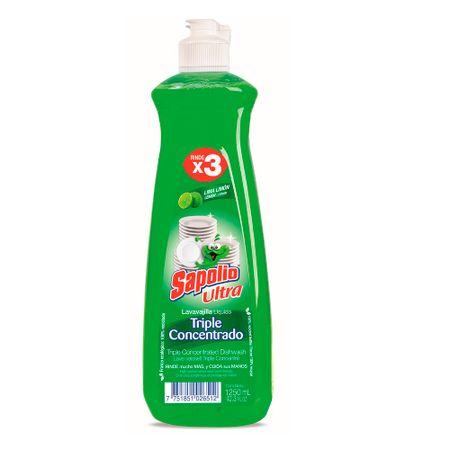 lavavajilla-liquido-sapolio-limon-botella-1-25l