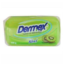 jabon-de-glicerina-dermex-kiwi-100g