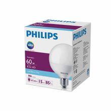 foco-philips-led-globo-8.5w-60w-e27-luz-blanca