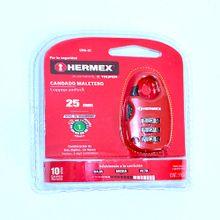 candado-de-combinacion-hermex-color-rojo