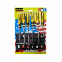 set-desarmador-home-tools-paquete-6un