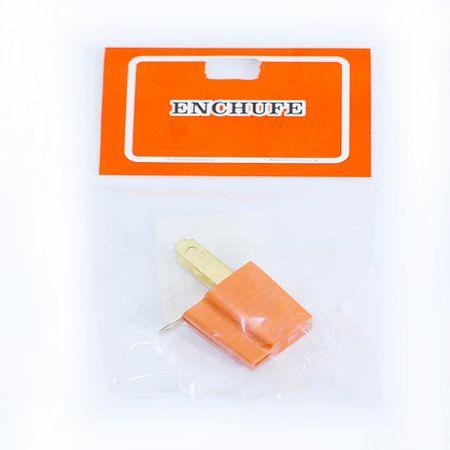 enchufe-top-gan-color-naranja-paquete-1un