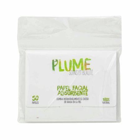 papel-facial-absorbente-plume-empaque-50un