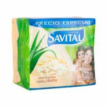 jabon-de-tocador-savital-avena-125g-paquete-3un