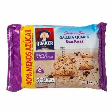 galletas-de-avena-quaker-uvas-pasas-paquete-6un