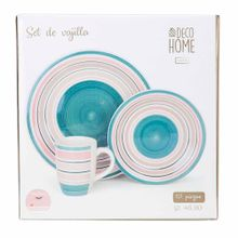set-de-vajilla-deco-home-miss-bloom-modelo-2-12-piezas