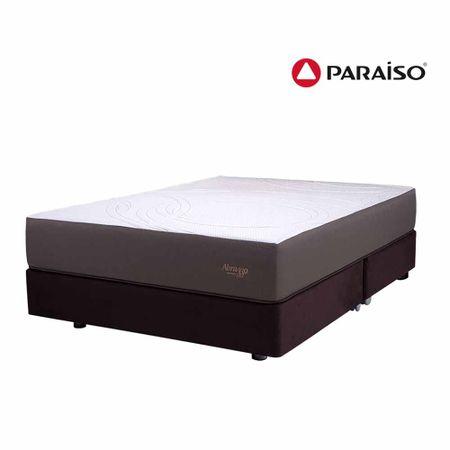 conjunto-paraiso-abrazzo-resorte-queen-2-almohadas-viscoelasticas