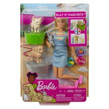 barbie-baño-de-perritos-fxh11-mattel