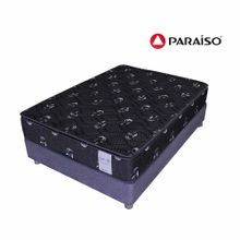 conjunto-box-tarima-paraiso-superstar-one-side-negro-2-plazas-2-almohadas-protector
