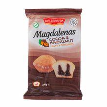 magdalenas-cuadradas-de-las-heras-cocoa---hazelnut-bolsa-220g