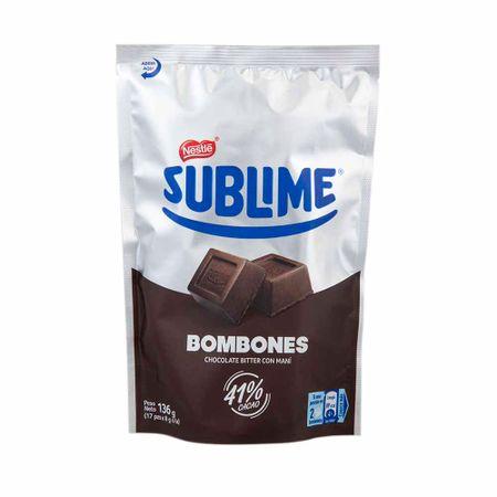 bombones-sublime-chocolate-bitter-doypack-136g