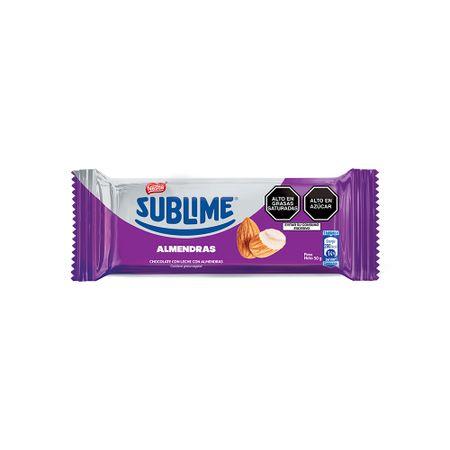 solido-de-cacao-nestle-sublime-almendras-envoltura-50gr