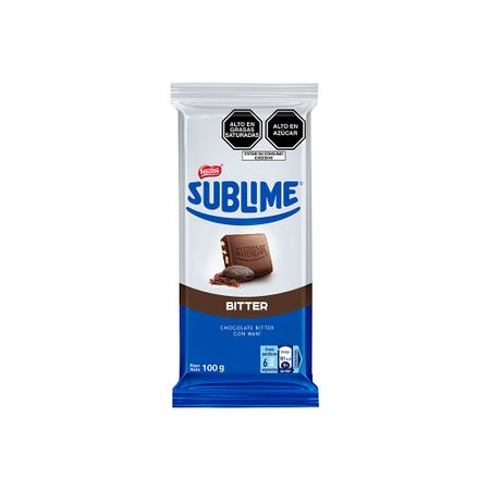 chocolate-sublime-bitter-paquete-100g
