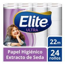 Papel Higiénico Elite Ultra Doble Hoja Paquete...