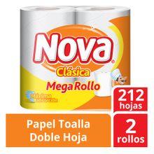 papel-toalla-nova-clasico-mega-rollo-paquete-2un