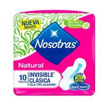 toalla-higienica-nosotras-natural-invisible-clasica-paquete-10un