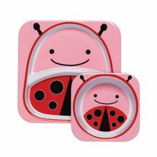 set-plato-y-bowl-skip-hop-zoo-ladybug