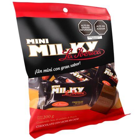 chocolate-la-iberica-mini-milk-de-leche-45-cacao-bolsa-200gr