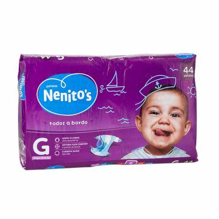 panales-para-bebe-nenitos-flexi-confort-talla-g-paquete-44un