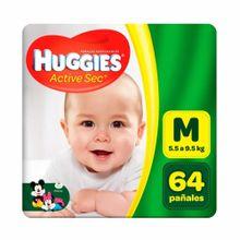 panales-para-bebe-huggies-active-sec-talla-m-paquete-64un