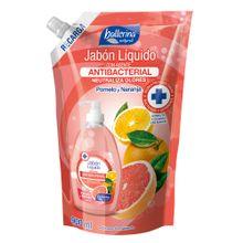 jabon-liquido-antibacterial-ballerina-pomelo-y-naranja-doypack-900ml