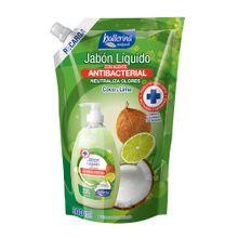 jabon-liquido-antibacterial-ballerina-coco-y-lima-doypack-900ml