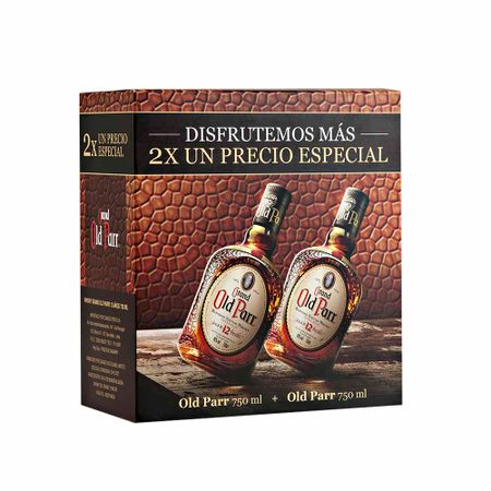 whisky-old-parr-12-anos-pack-2un-botella-750ml