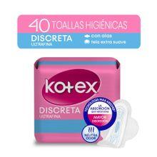toalla-higienica-kotex-discreta-ultra-fina-paquete-40un