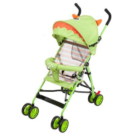 coche-baston-little-step-basico-verde