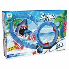 pista-de-tiburon-jin-zhe-cheng-toys-2-vueltas-multicolor