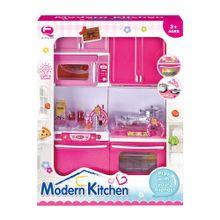 set-de-cocina-modern-kitchen-microondas