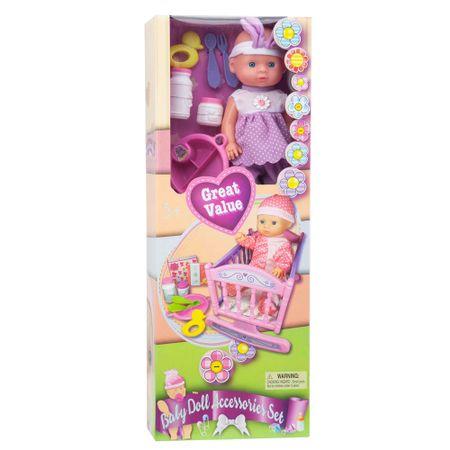 muñeca-con-cama-y-accesorios