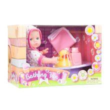 muñeca-baño-divertido