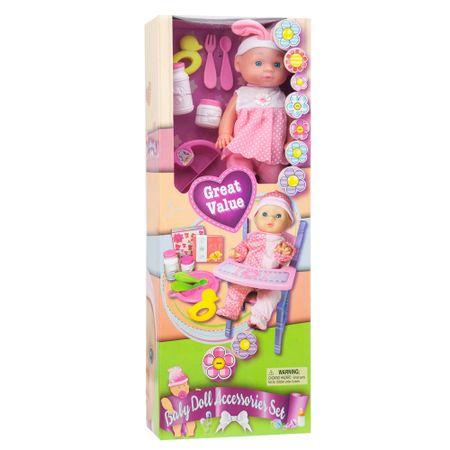 muñeca-con-silla-y-accesorios