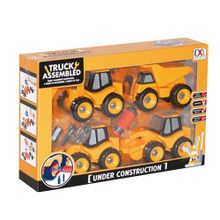 set-de-camiones-armables-can-xin-long-toys-set-x-4