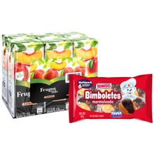pack-nectar-frugos-durazno-6-pack-caja-235ml-keke-bimbo-bimboletes-marmoleado-bolsa-6un