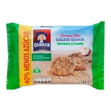 galleta-de-avena-quaker-manzana-y-canela-empaque-168gr