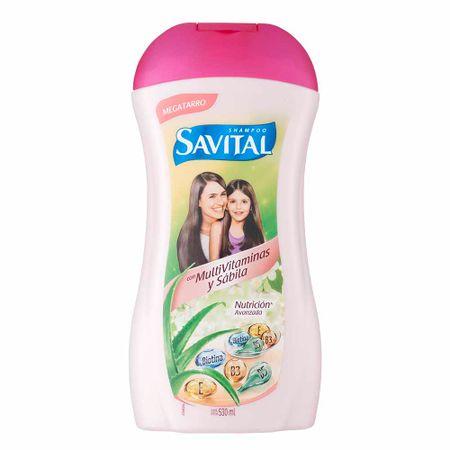 shampoo-savital-multivitaminas-sabila-frasco-530ml
